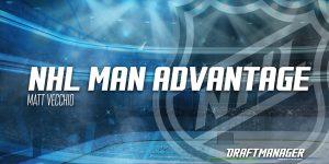 NHL Man Advantage